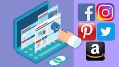Facebook Marketing + Instagram, Pinterest, Twitter, Amazon!