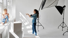 Become a Fashion Photographer and Work for Fashion Magazine