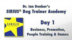 SIRIUS Dog Training Academy - Day 1 of 4