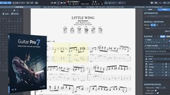 Introduction To Guitar Pro 7 Music Notation Software