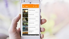 how to create complete video player for android