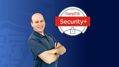 CompTIA Security+ (SY0-501): Complete Course & Practice Exam