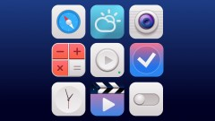 iPhone icons gone awesome