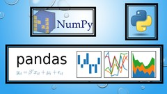 The Complete Data Analysis Course in Pandas & NumPy : Python