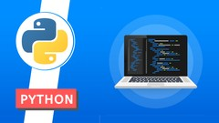 Python A-Z: Learn Python Programming By Building 5 Projects
