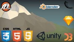 Build 3D Environments and Puzzle Games with Unity® & Blender
