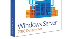 Imágen de Windows server 2016