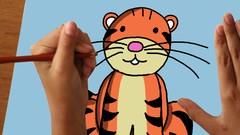 Apprendre à dessiner pour des enfants
