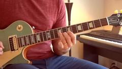 Lead Guitar Lesson #6 - Legato, Bending and Slide Techniques