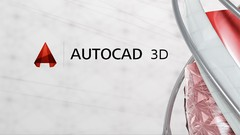 Imágen de Autocad Intermedio 3D: Profesional