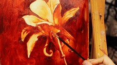 Oil Painting For Beginners - Learn Underpainting Techniques