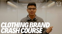 Start Your Own Clothing Brand: Design, Create & Sell Apparel
