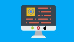 Ionic 4 Angular- Build Web App, Native Android, IOS App   Udemy