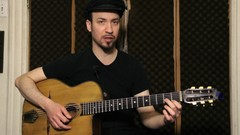 The Art of Augmented - Intermediate Gypsy Jazz Guitar