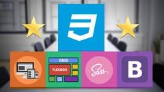 Curso Master en CSS: Responsive, SASS, Flexbox, Grid y Bootstrap 4