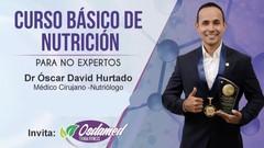 Curso básico de nutrición para NO expertos.
