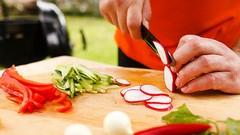 Técnicas de cuchillo y cortes