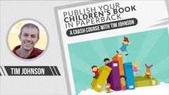 Publish your children's book in print:  A Crash Course