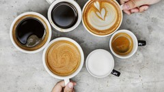 Brew Profesional de café