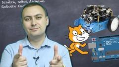 Scratch mBot Arduino ile Robotik Kodlama