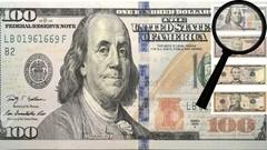 ¿Cómo identificar dólares falsos?