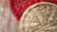 How To Make Woven Coasters | A Project for Beginner Weavers