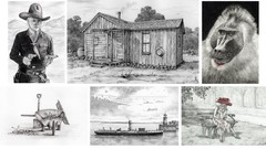 How to Use Water-Soluble Graphite - 6 Course Drawing Bundle!