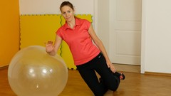 Workout - Gym ball - Physio