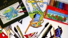 Curso Básico de Desenho Criativo