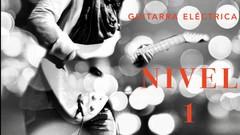 Curso MYC San Cristóbal - Guitarra Eléctrica - nivel 1