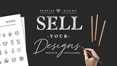 Passive Income Course for Graphic Designers