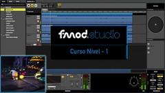 Imágen de Crea sonido y música para videojuegos con Fmod y Unity 3D.