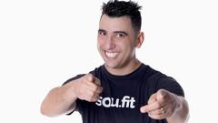 Dance e treine se divertindo com Rodrigo Scherer