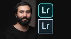 Fotoğrafçılar için Kapsamlı Lightroom Eğitim Seti 2019