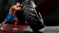 Entrena para bajar de peso o subir de masa muscular.