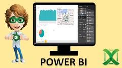 Microsoft Power BI - zostań Mistrzem Power BI Desktop