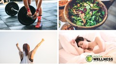 The Pillars of Health for Longevity and Wellbeing