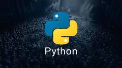Imágen de Curso Completo de Python 2019 ¡Desde Cero Hasta Experto!