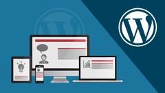Imágen de WordPress 2019: ¡Crea tu web Profesional de 0 a Experto!