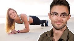 Workout zuhause: Muskeln aufbauen, Körperhaltung & Fitness