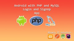 Android with PHP and MySQL