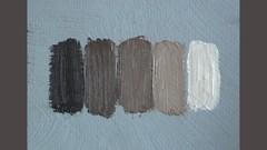 Curso SEGUNDA PARTE - Fundamentos de la Pintura al Oleo