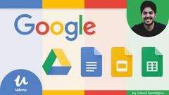 A-Z™|Google GSuite Uygulamaları (Drive,Sheets,Slides,Docs)