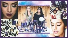 Curso de Auto Maquiagem com Dazzle