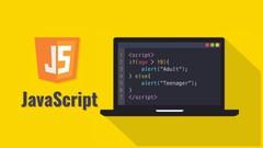 Imágen de JavaScript 2019: Curso desde Principiante hasta Profesional