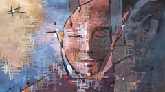 Creating Abstract Face – Techniques in Abstract Art Painting