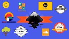 Création de logo avec Inkscape