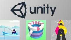 Unity 3D: Learn To Create Hyper Casual Games