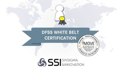 Design For Six Sigma White Belt Training & Certification