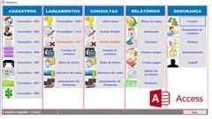 Curso de Access - Projeto Modelo